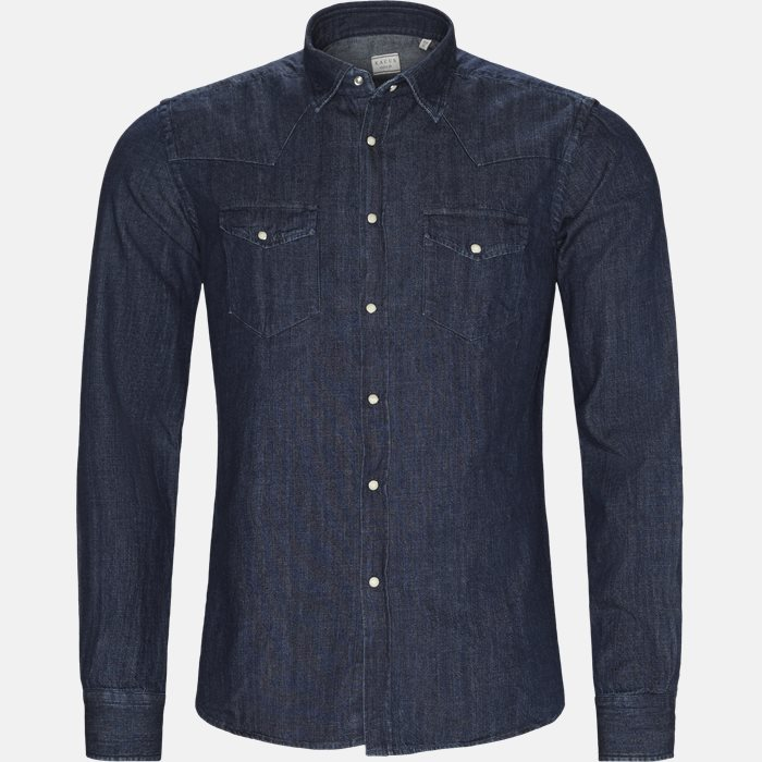 Shirts - Tailor - Denim